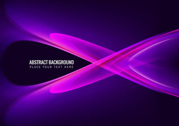 Abstract Wave For Business Card - vector #354935 gratis
