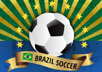 Free Brazil Sport Festival Vector - Kostenloses vector #355975