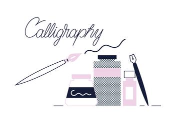 Free Calligraphy Vector - бесплатный vector #356225