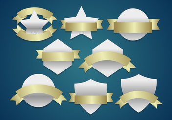 Wappen Shields Emblems Logos Vector - Free vector #357465