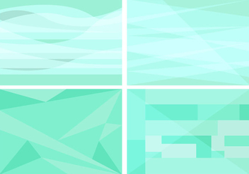 Free Green Background Vector #1 - Free vector #357585