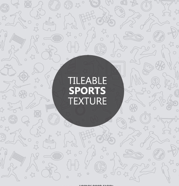 Tileable sports texture - Free vector #357865
