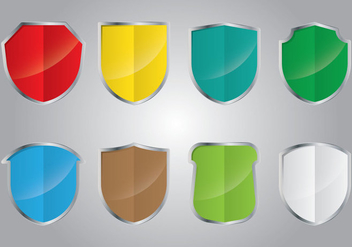 Wappen Shield Collections - vector #358095 gratis