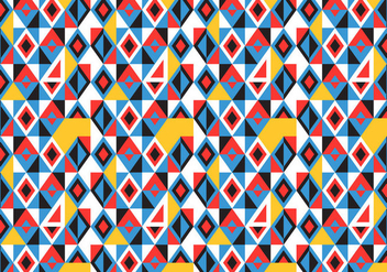 Free Abstract Pattern #9 - бесплатный vector #358875