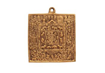 Tibetan calendar - Free image #359165