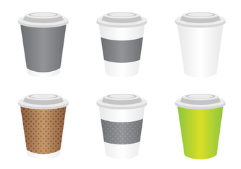 Free Coffee Cup Vector - бесплатный vector #360205
