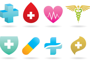 Medic Logos - Free vector #362055
