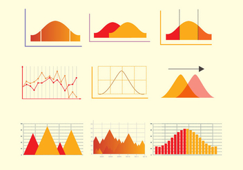Bell Curve Vector - Free vector #362535