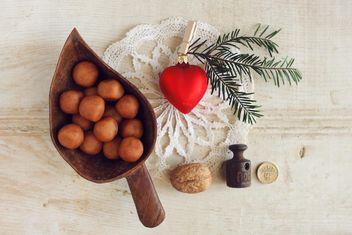 Marzipan balls - Kostenloses image #365105
