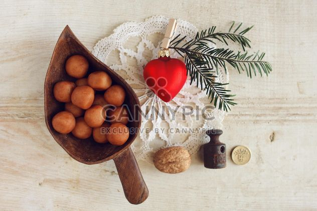 Marzipan balls - image gratuit #365105
