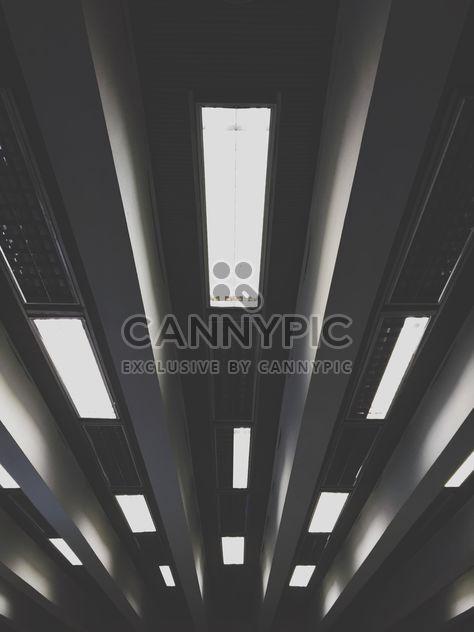 luzes na estação do metrô - Free image #365115