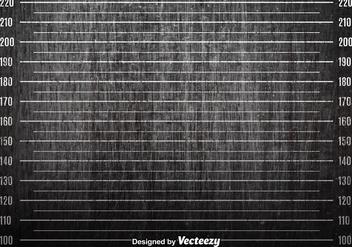 Vector Grunge Mugshot Background - vector #365375 gratis