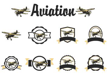 Free Avion Vector - Kostenloses vector #365745