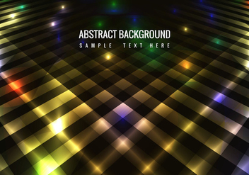 Vector Glossy Colorful Lights Background - Free vector #366565