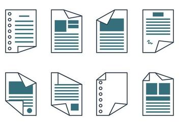 Free Page Flip Vector Graphic #1 - Kostenloses vector #366775