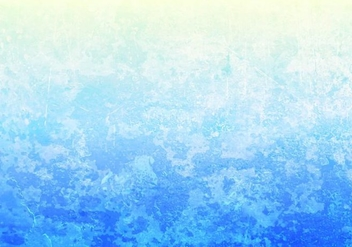Free Vector Blue Grunge Background - Free vector #367385