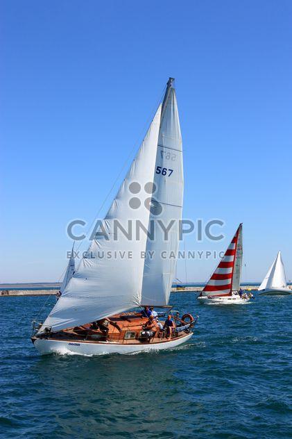 Regatta on the Black Sea - Free image #367625