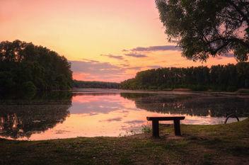 Sunset - Free image #368075