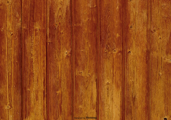 Wood Vector Background Texture - бесплатный vector #368285
