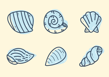Free Mussel Vector Graphic 1 - vector #368565 gratis