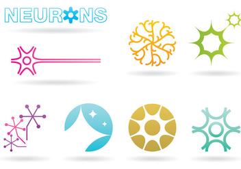 Neuron Logos - Free vector #369695