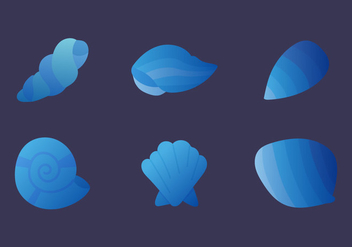 Free Mussel Vector Graphic 2 - vector #370195 gratis