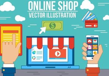 Free Online Vector Shop - Free vector #375185