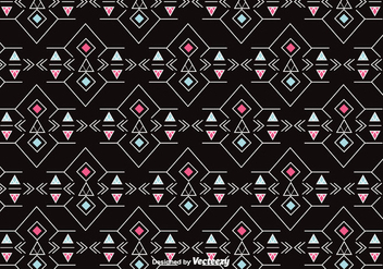 Abstract Geometric Pattern - Free vector #375425
