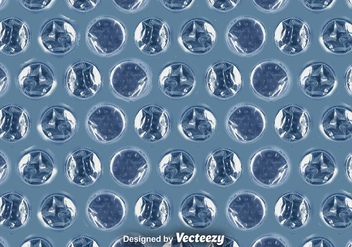 Vector Bubble Wrap Background - Kostenloses vector #375665