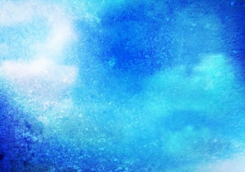 Blue Grunge Free Vector Texture - Free vector #375785