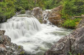 Sawmill Falls - Free image #376485