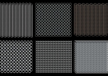 Free Chainmail Vector - Free vector #377275