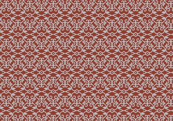 Decorative Lace Pattern - vector #378065 gratis