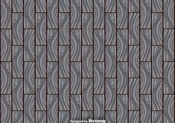 Abstract Gray Hardwood Planks Seamless Pattern - Free vector #378865