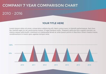 Free Annual Report Vector Presentation 4 - бесплатный vector #379235