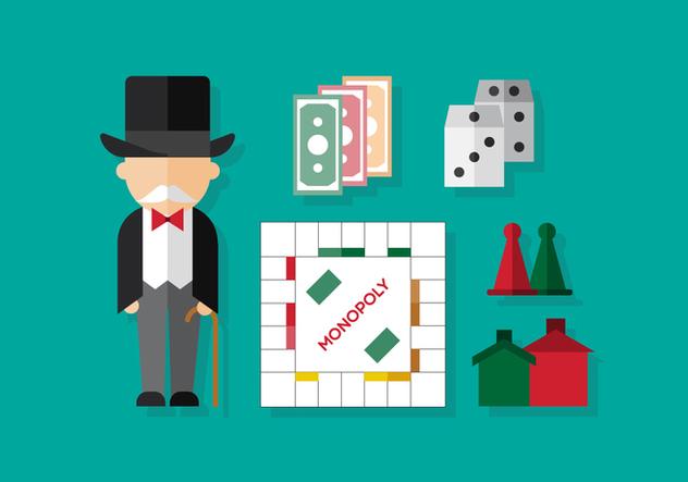 Vector Monopoly - Free vector #380375