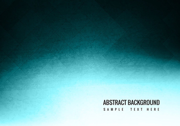 Free Vector Abstract Blue Background - Kostenloses vector #380805