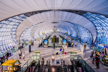 Airport Terminal #2 - Free image #381005