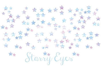 Vector Stars Background - Free vector #381645
