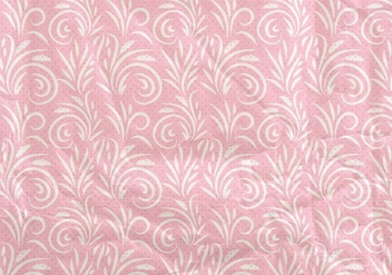 Pink Vector Western Flourish Seamless Pattern - Free vector #382005