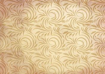Free Vector Western Flourish Seamless Pattern - vector gratuit #382035
