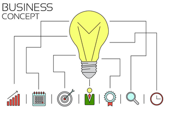 Free Vector Business Icons - Free vector #382045