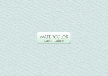 Blue Vector Watercolor Paper Texture - Free vector #383925