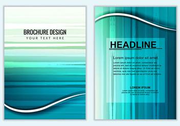 Free Vector Business Brochure - Kostenloses vector #384125
