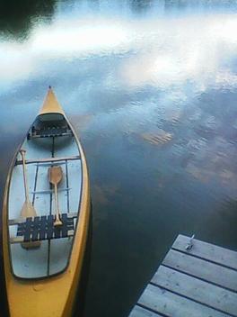 Canoe - Free image #385105