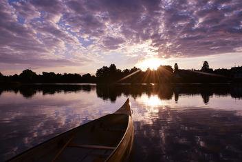 Sunset - Free image #385115