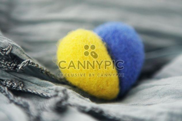 Coração de feltragem lã - Free image #385175