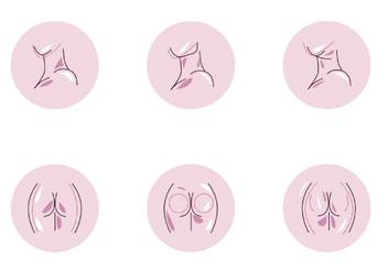 Pink Plastic Surgery Vector - Free vector #387905