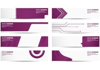 Qatar Web Banner - Free vector #388785