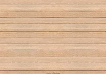 Wood Plank Vector Background - Kostenloses vector #388825